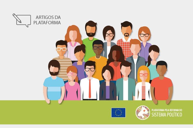 Relação democracia direta, democracia participativa e representativa