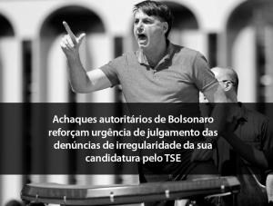 Posição da Plataforma sobre novo atentado de Bolsonaro à democracia