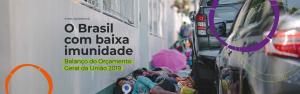 Teto de gastos deixou o Brasil sem imunidade na área social, diz estudo