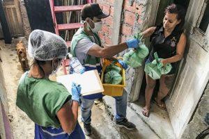Movimentos sociais driblaram inação do governo na pandemia