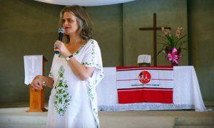 Solidariedade à pastora Romi Bencke e ao CONIC