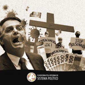 Read more about the article Bolsonaro vai cair, graças a esquerda