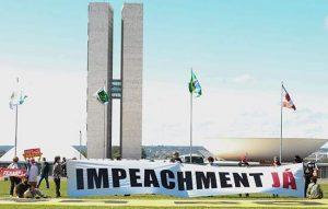 Read more about the article Superpedido de Impeachment é entregue à Câmara