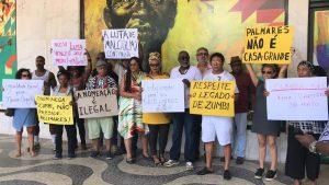 Read more about the article Coalizão Negra por Direitos ingressa com Ação Civil Pública contra Sérgio Camargo, presidente daFundação Palmares