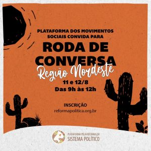 Read more about the article Roda de Conversa com Movimentos Sociais do Nordeste